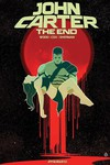 John Carter the End TPB
