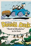 Walt Disney Donald Duck HC Vol. 10 Secret Hondorica