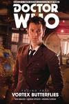 Doctor Who 10th Facing Fate HC Vol. 02 Vortex Butterflies