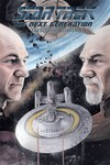 Star Trek TNG Through the Mirror TPB