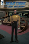Star Trek TNG Terra Incognita #3 (Cover B - Photo)