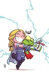 Asgardians of the Galaxy #1 (Young Variant)