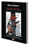 Marvel Knights by Dixon & Barreto TPB Defenders of Streets