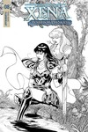 Xena #8 (of 5) (Retailer 25 Copy Incentive Variant)