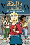 Buffy the Vampire Slayer YA Novel New School Nightmare