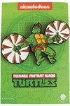 Teenage Mutant Ninja Turtles Leaping Michelangelo Enamel Pin