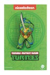 Teenage Mutant Ninja Turtles Leaping Leonardo Enamel Pin