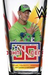 Toon Tumblers WWE John Cena Pint Glass