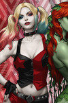 Harley Quinn & Poison Ivy #1 (of 6) (Harley Card Stock Variant)