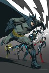 Batman and the Outsiders #5 (Nowland Variant)