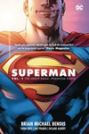 Superman TPB Vol 01 the Unity Saga Phantom Earth