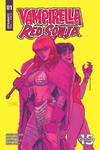 Red Sonja Vampirella #1 (Cover D - Romero & Bellaire)