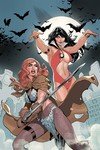 Red Sonja Vampirella #1 Dodson Virgin Cover