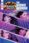 Charlies Angels vs Bionic Woman #3 (Cover A - Staggs)