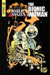 Charlies Angels vs Bionic Woman #3 (Cover B - Mahfood)