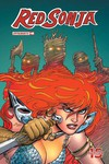 Red Sonja #8 (Cover A - Conner)