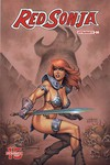 Red Sonja #8 (Cover B - Linsner)
