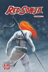 Red Sonja #8 (Cover D - Omeara)