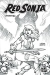 Red Sonja #8 (Retailer 30 Copy Incentive Variant)