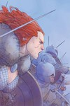Red Sonja #8 (Retailer 40 Copy Incentive Variant)