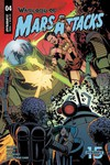 Warlord of Mars Attacks #4 (Cover B - Laming)