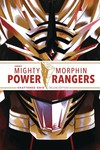 Mighty Morphin Power Rangers Deluxe HC Shattered Grid