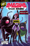 Amalgama Space Zombie #2 (Cover B - Young Risque)