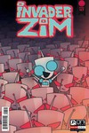 Invader Zim #47 (Cover B - Cab)