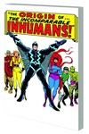 Inhumans TPB Origin of Inhumans