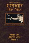 Conan: Red Nails Original Art Archives Volume 1
