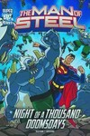 DC Super Heroes Man of Steel Young ReaderTPB Superman vs. Doomsday Army