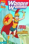 DC Super Heroes Wonder Woman Young ReaderTPB Trial of the Amazons