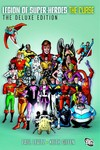 Legion Of Super Heroes The Curse TPB
