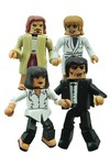 Pulp Fiction 20th Ann Minimates Vincent & Mia's Night Out Set 4-pk