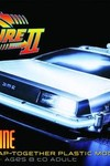 Back To the Future 2 Time Machine 1/25 Scale Model Kit