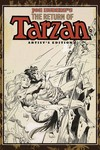 Joe Kubert Return of Tarzan Artist Edition HC