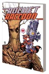Rocket Raccoon and Groot TPB Vol. 00 Bite and Bark