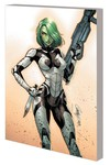 Gamora TPB Guardian of Galaxy