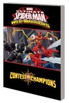 Marvel Univ Ultimate Spider-Man Contest Champions Digest TPB