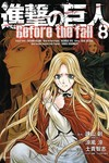 Attack on Titan Before the Fall GN Vol. 08