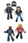 Marvel Netflix Minimates Jessica Jones Series 1 Set