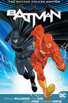 Batman Flash The Button Deluxe Edition HC International Edition (rebirth)