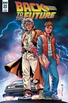 Back to the Future #23 (Cover B - Sears)
