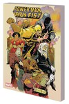 Power Man and Iron Fist TPB Vol. 03 Street Magic