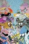 Adventure Time Regular Show #1 (SubscriptionVariant)