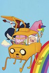 Adventure Time #67 (Subscriptions Galloway Variant)