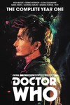 Doctor Who 10th Complete Ed Year One HC