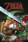 Legend of Zelda Twilight Princess GN Vol. 02