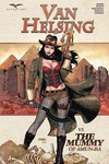 Grimm Fairy Tales Van Helsing vs. The Mummy Of Amun Ra TPB