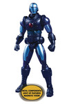 One-12 Collective Previews Exclusive Iron Man Stealth Armor Action Figure